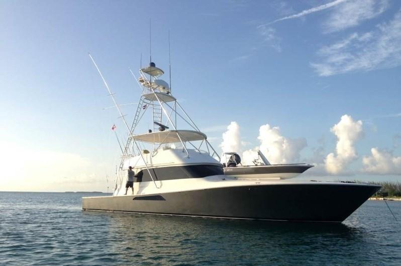 2003 Viking 61 Sportfish yacht for sale