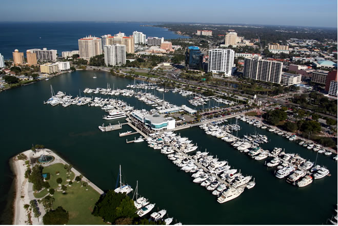 Excellent locations throughout Florida to sell your yacht or boat