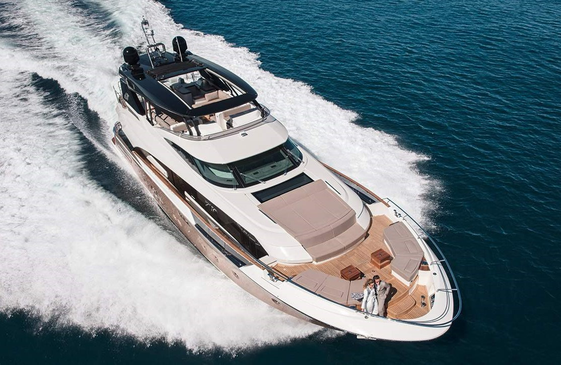 SYS offers new riviera yachts, vicem yachts, monte carlo yachts, minorca yachts, edgewater powerboats and belize motoryachts. Learn more!