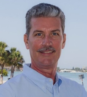 Chuck Royhl yacht broker with SYS Yacht Sales