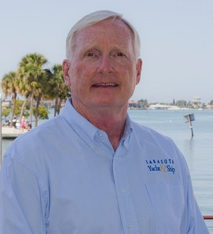 Lynn Millikin Yacht Broker with SYS Yacht Sales