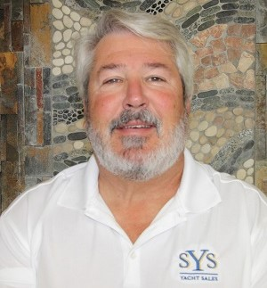 Mike Brown yacht broker SYS yacht Sales