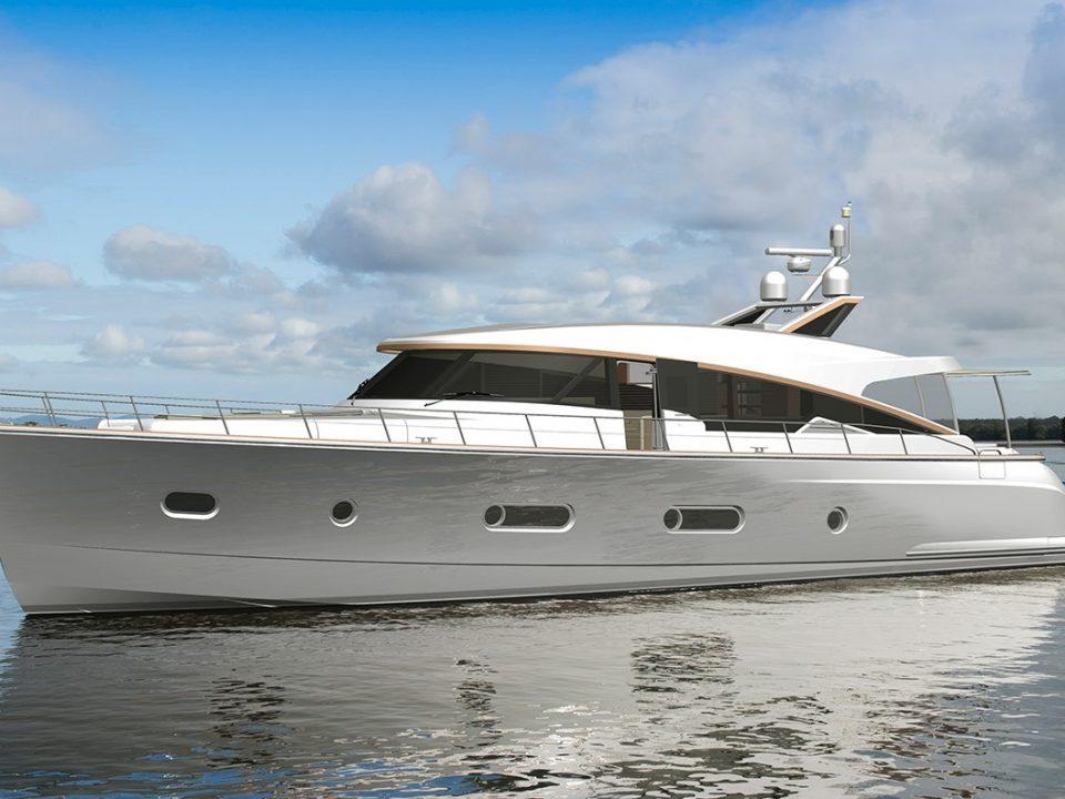 66 belize motoryacht for sale