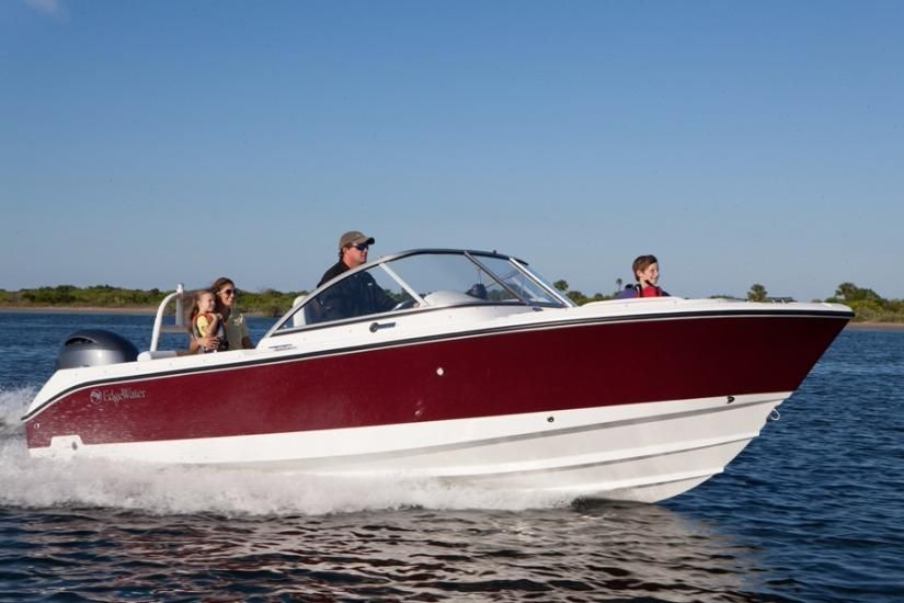 Edgewater Powerboats for sale - 205CX