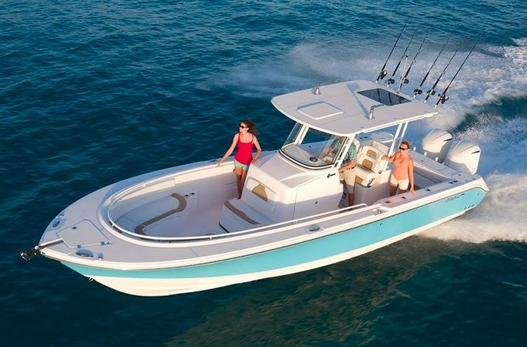 Edgewater Powerboats for sale - 320cc