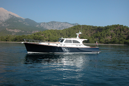 Vicem 55 Classic and Flybridge for Sale - Profile