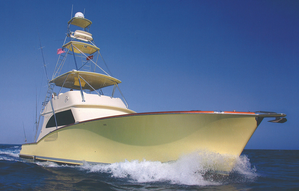 Vicem 57 Sportfish for sale - running