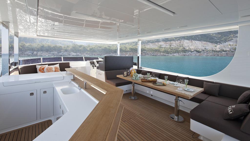 Vicem 107 Cruiser - Flybridge