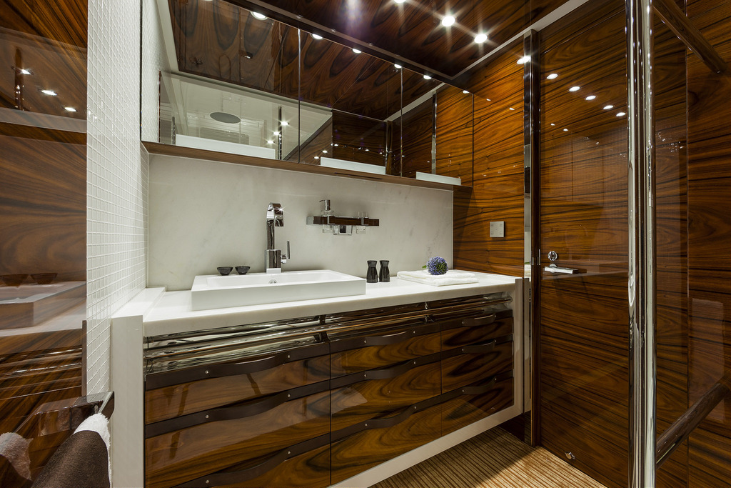 Vicem 151 Tri Deck - En uite Bathroom