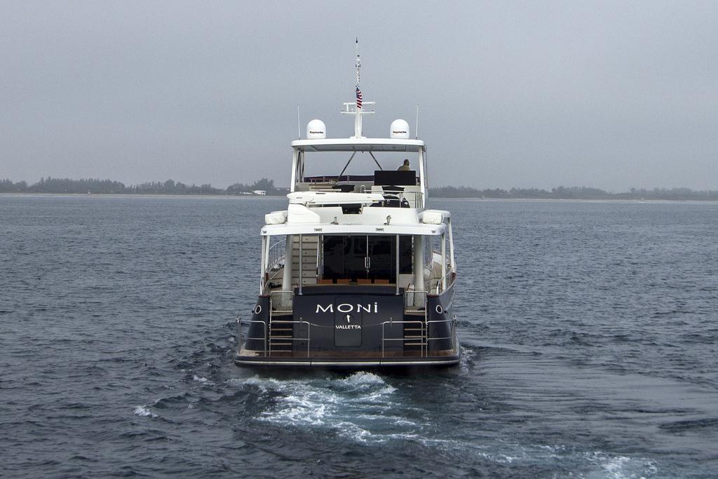 Vicem 107 Cruiser - running