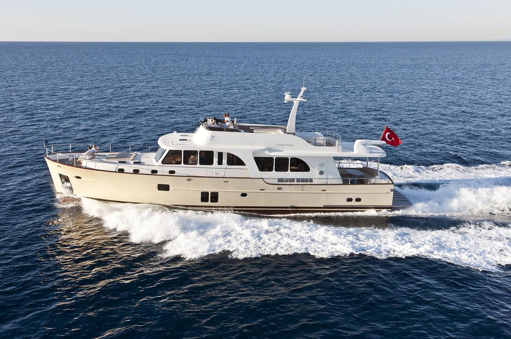 Vicem 82 Cruiser for sale - running