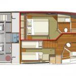 Riviera 525 SUV - Aft Stateroom