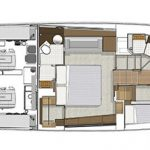 Riviera 575 SUV - Accommodation