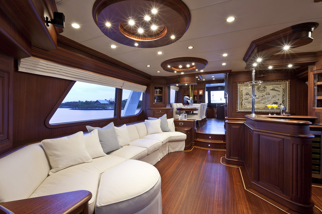 Vicem 96 Cruiser - Salon