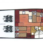 Vicem 64 classic flybridge - 3 cabin option