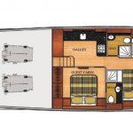 Vicem 77 Classic for sale - 3 cabin option