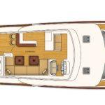 82 Vicem Cruiser for sale - Flybridge level