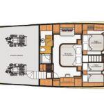 82 Vicem Cruiser for sale - Lower Level
