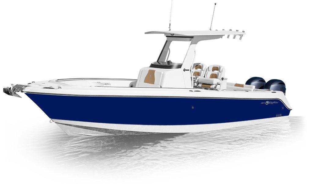Edgewater 262CC for sale - Profile