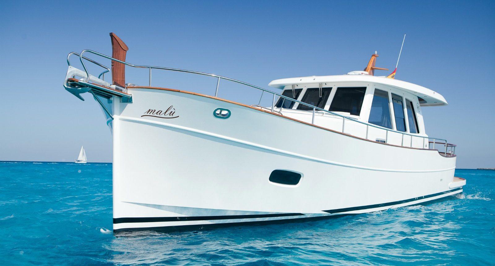 Minorca Islander 42 yacht for sale