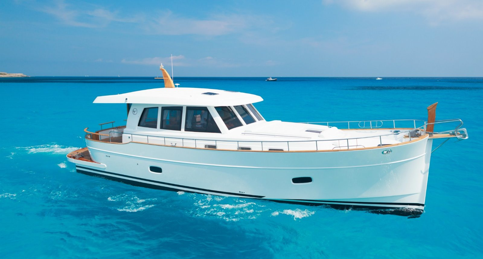 Minorca Islander 54 yacht for sale