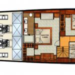 Vicem 107 Cruiser for sale - Lower Deck