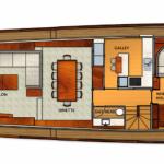 Vicem Cruiser 107 for sale - Main Deck