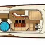 Vicem Cruiser 107 for sale - Flybridge Level