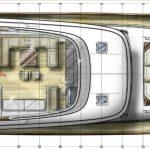 Minorca Islander 68 for sale - flybridge level