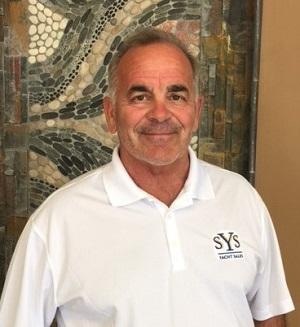 Robert Angel yacht broker SYS Yacht Sales