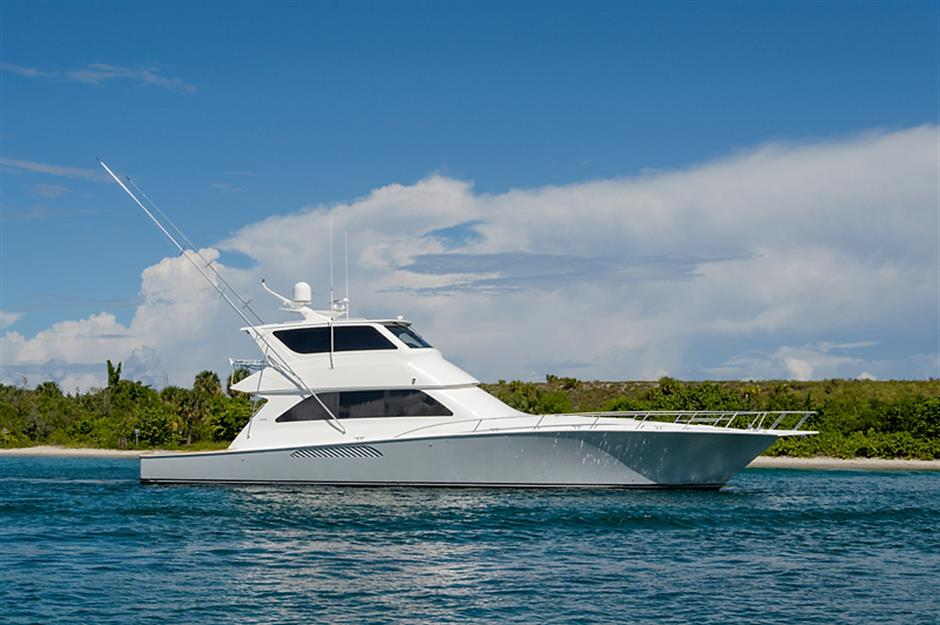 Search used Sportfishing yachts for sale, including Express Sportfish, Flybridge Sportfish, Convertible, and much more