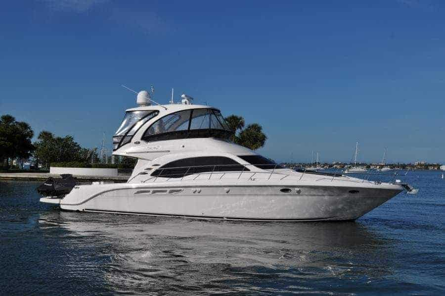 2013 Sea Ray 52 Sedan Bridge yacht for sale