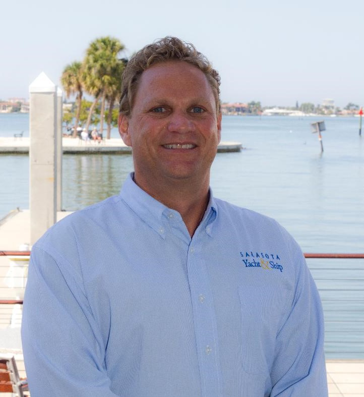 Alex Rowe, SYS Yacht Sales, Yacht Broker