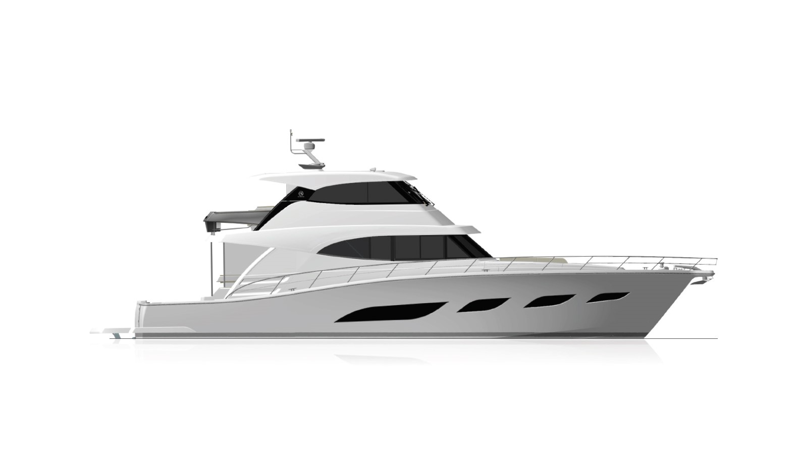 Riviera 68 Sports Motor Yacht for Sale
