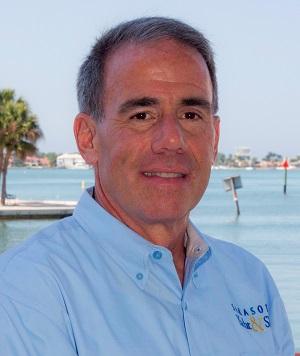 Steve Stevens, yacht broker, SYS Yacht Sales