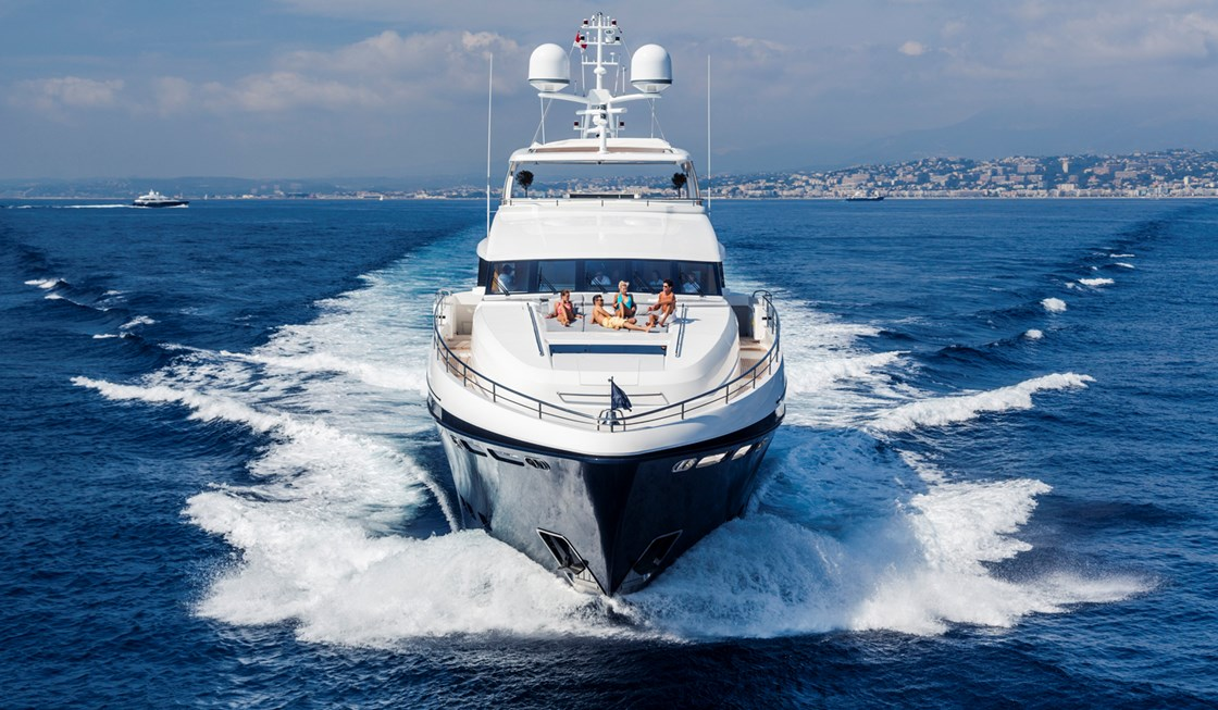 Search Luxury Yacht Charters Worldwide - SYS Yacht Sales