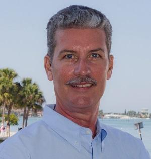 Chuck Royhl, yacht broker, SYS Yacht Sales