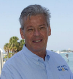Craig Crossley, yacht broker