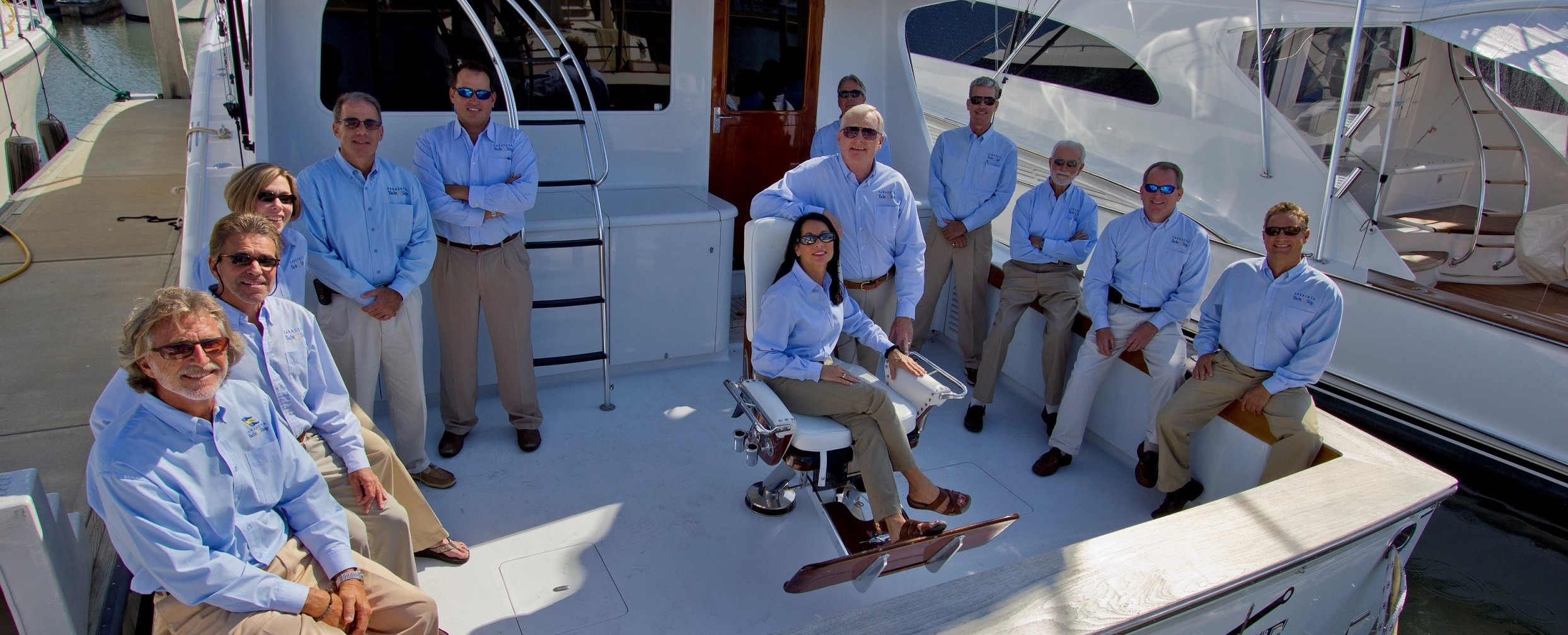 buying a yacht with SYS yacht brokers