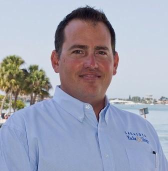jason mashke, yacht broker, SYS yacht sales