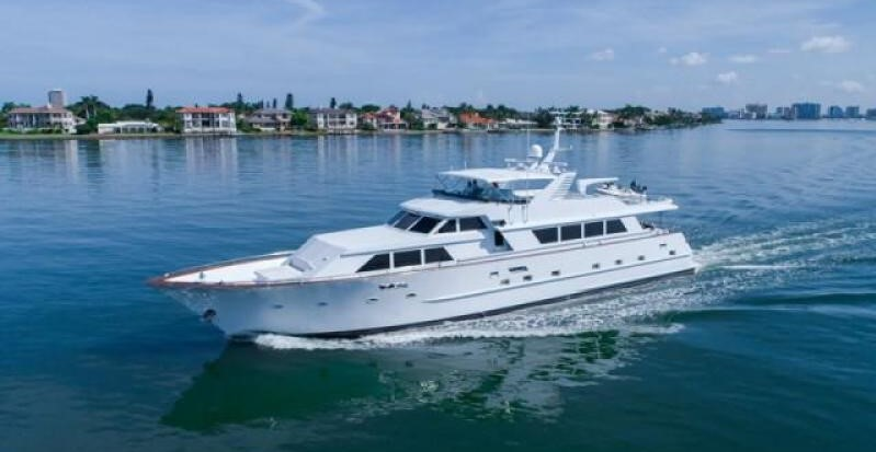 1987 Broward Motoryacht