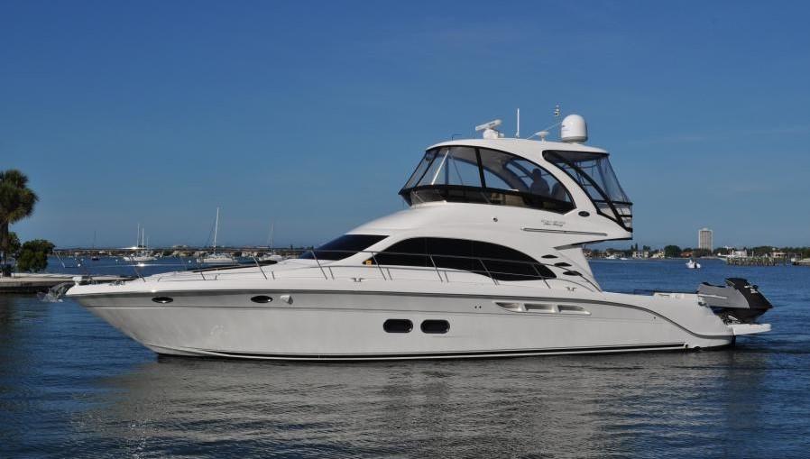 2013 Sea Ray 52 Sedan