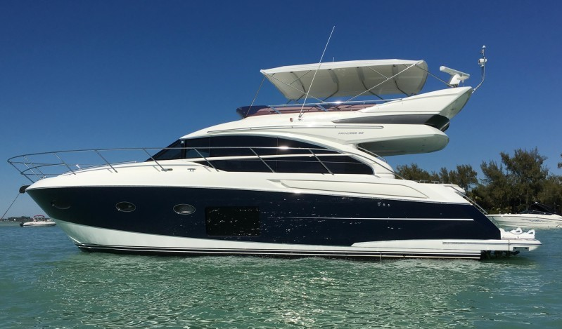 52 Princess 2014 for sale