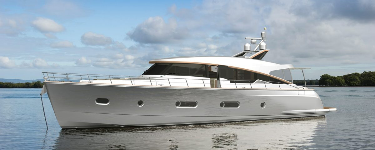 66 belize motoryacht for sale