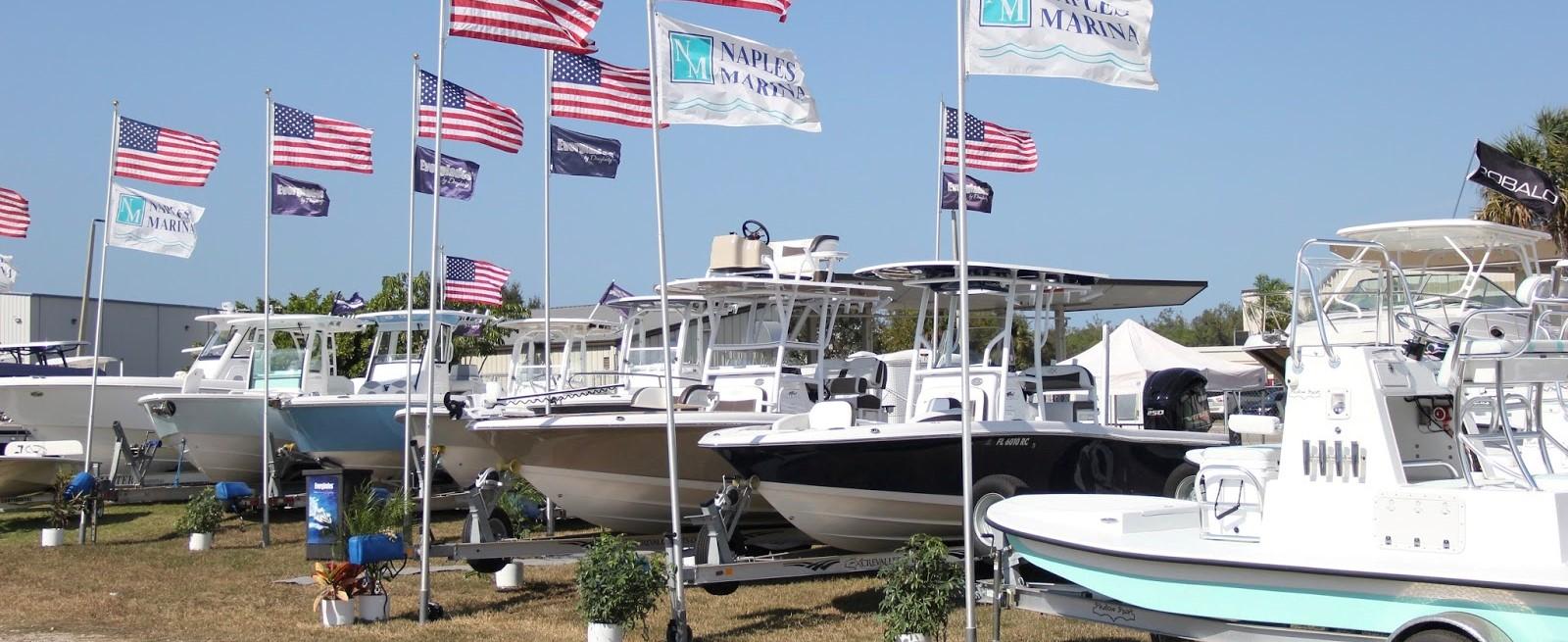 2017 Naples Boat Show