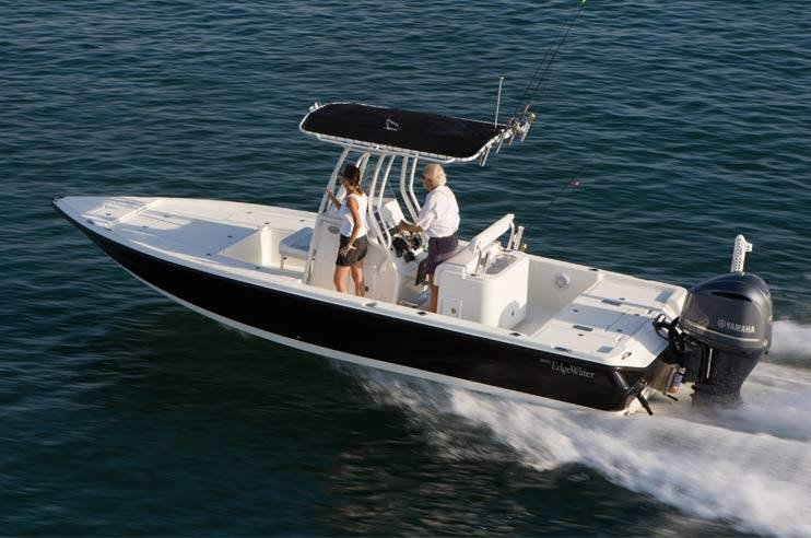 Edgewater Powerboats for sale - 240IS