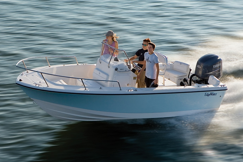 Edgewater Powerboats for sale - 188c