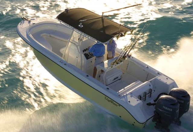Edgewater Powerboats for sale - 245cc
