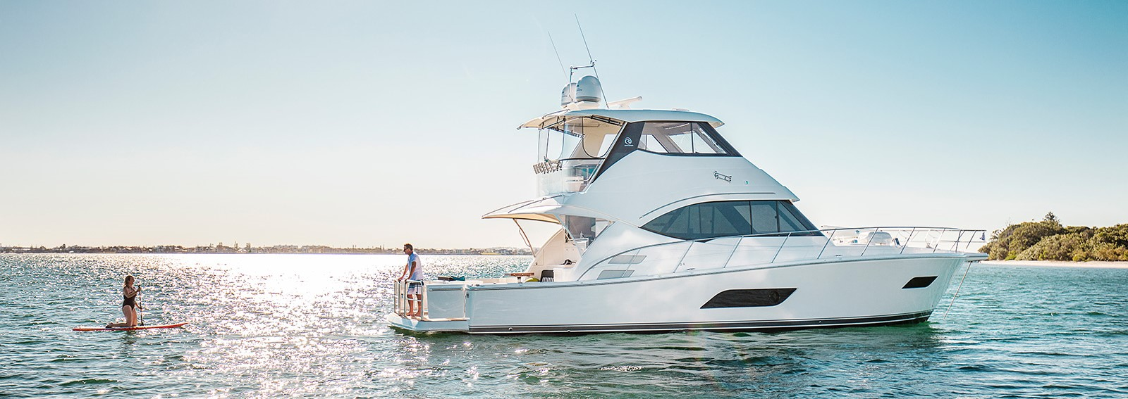 New Riviera Yachts for Sale - View Models