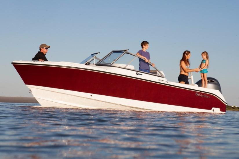 Edgewater 205CX for sale - anchored